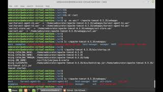 WebCuratorTool setup demo 2018 11 13 02 thumbnail