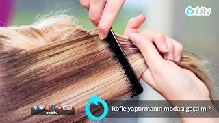 Röfle yaptırmanın modası geçti mi? #saçbakımı #röfle #balyaj