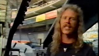 A Year and a Half in the Life of Metallica - Documentary Outtakes (1992)