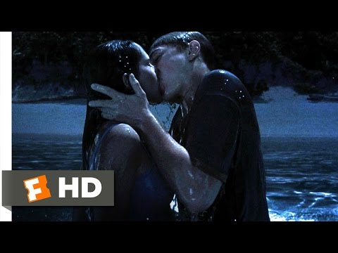 The Beach (2/5) Movie CLIP - Night Swimming (2000) HD