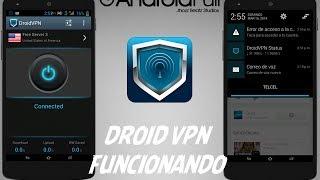 Droid Vpn Funcionando 16/03/14 [Todas Las Regiones] ||ANDROID FULL ||