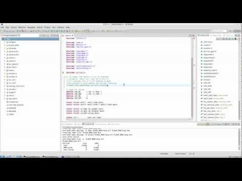 lwIP Library Without OS with Eclipse Linux on Lpc1768