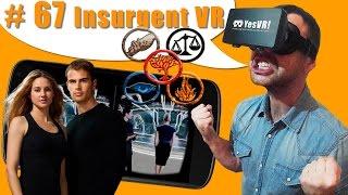 #67 Фильм Инсургент ВР в виртуальной реальности. Обзор VR приложения для смартфонов и шлемов
