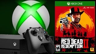 Red Dead Redemption 2 Hits NATIVE 4K on Xbox One X and the Reviews are PERFECT!