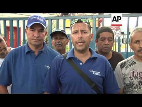 Workers complain shut down of Kimberly-Clark
