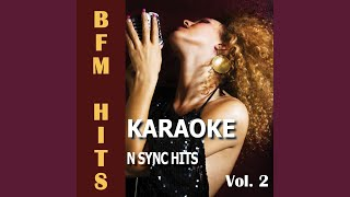 See Right Through You (Originally Performed by n Sync) (Karaoke Version)