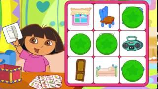 Dora L'Esploratrice Gioca a Tombola 1 | Happy Games Italia