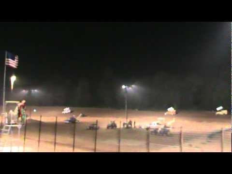 Heat 1, Champion Park Speedway, Minden La, 9-11-11