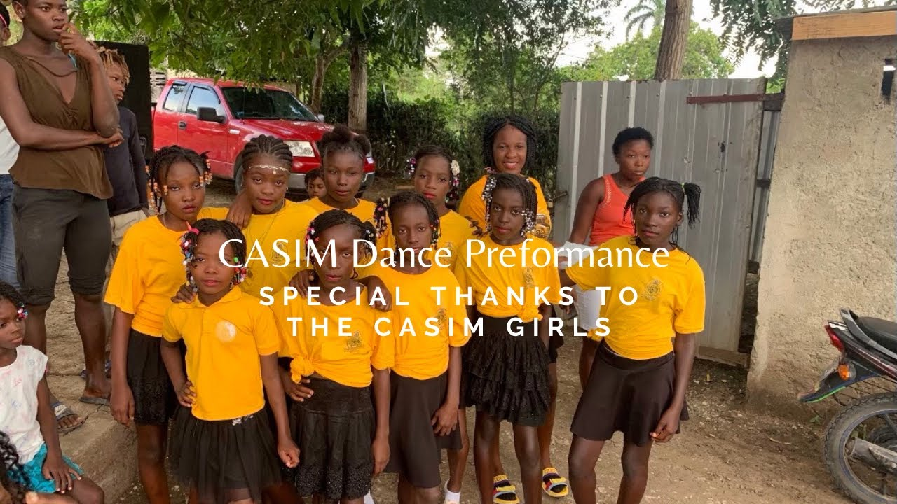 CASIM Dance Performance