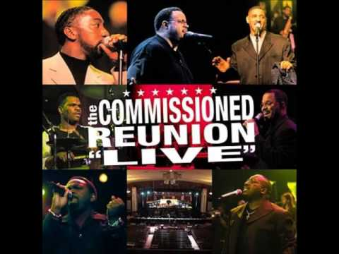 """Lord Jesus Help Me (Help Somebody Else) - The Commissioned Reunion """"Live"""" CD Album"""