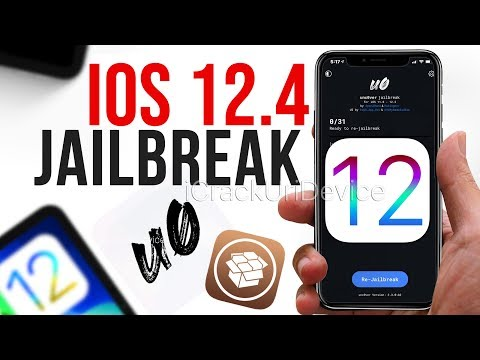Jailbreak iOS 12 4 Unc0ver & Chimera Download Status