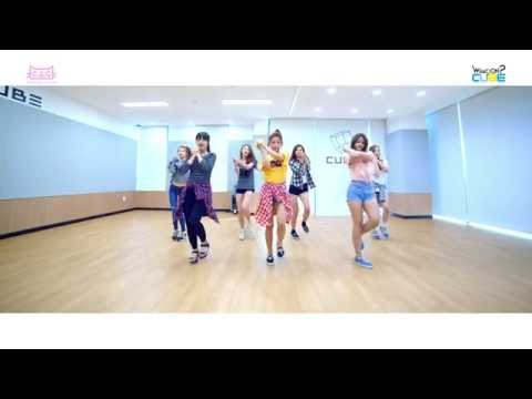 CLC(씨엘씨) PEPE  -  Choreography Practice Video (New.ver)