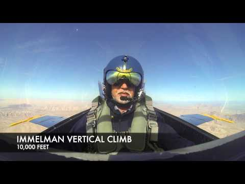 Steve Benton's BLUE ANGEL RIDE - El Centro, CA  3/12/2015