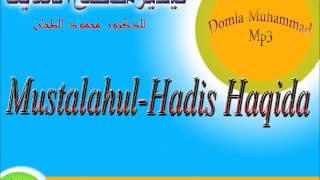 Download Video Domla Muhammad  Mustalahul   Hadis 36 dars MP3 3GP MP4