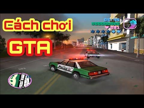Cách Chơi GTA Vice City Căn Bản | How To Start Playing Game Vice City
