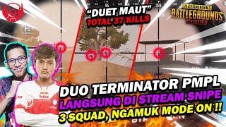 Download lagu DUO MAUT TERMINATOR PMPL MIRAMAR AUTO RATA?! - PUBG MOBILE INDONESIA | Ryzen Gaming