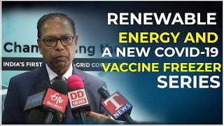 Rockwell Industries | New Series of Covid-19 Vaccine Freezer