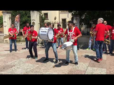 Venezze Sreet Band Conservatorio di Rovigo