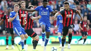 Bournemouth vs Leicester City 4 1 All goals and highlights / 12.07.2020 / Seria A 19/20 / England