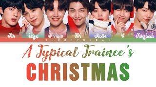 Download lagu BTS (방탄소년단) - A Typical Trainee's Christmas 「Color Coded Lyrics_Han/Rom/Eng」