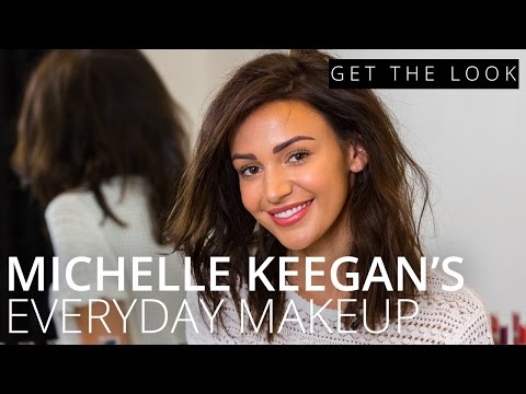 Michelle Keegan's Everyday Makeup Routine | GET THE LOOK | Feelunique