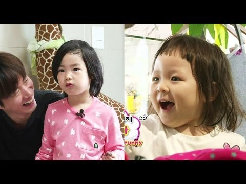 The Return of Superman | 슈퍼맨이 돌아왔다 - Ep.25 (2014.05.25)