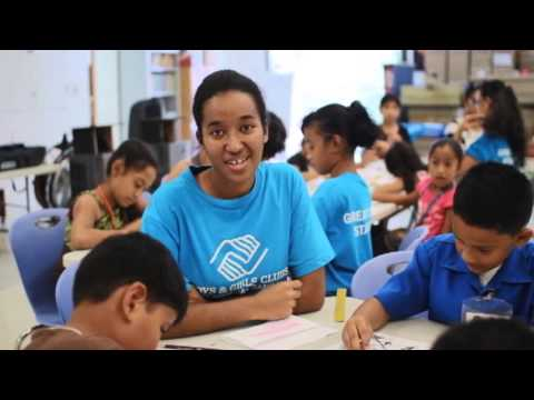 Boys & Girls Clubs of American Samoa Mentoring PSA (Jr. Staff Mentors) 2013