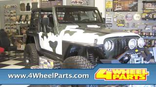 Welcome to 4 Wheel Parts - Your Truck, Jeep, & SUV Superstore