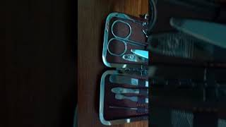 Portable Stainless Steel Nail Clippers Set By Gearbest