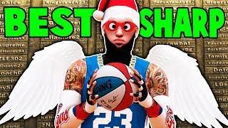 #1 RANKED PURE SHARP DEMIGOD STRIVES FOR GREATNESS 🌹 NBA 2K19