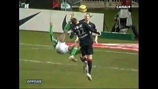PSG 0-2 ASSE - 26e journée de L1 2006-2007