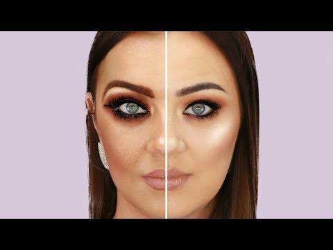 Makeup Artist VS Makeup Addict... this is crazy! thumbnail