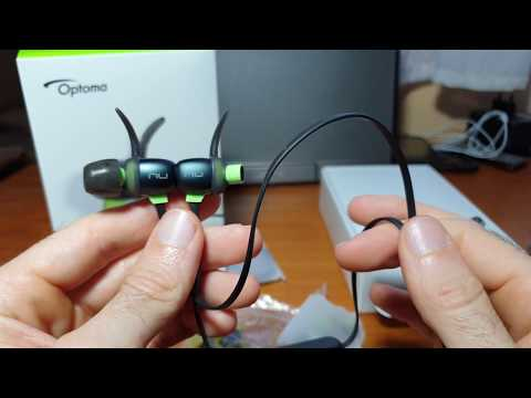 Optoma nu force be sport 4 (review español)