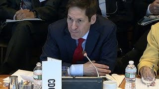 Frieden: Unchecked, Ebola Could Be Next AIDS