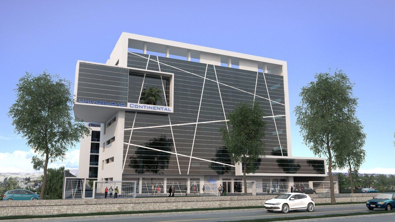 Campus en construcci n de universidad continental en for Terrazas zero morelia