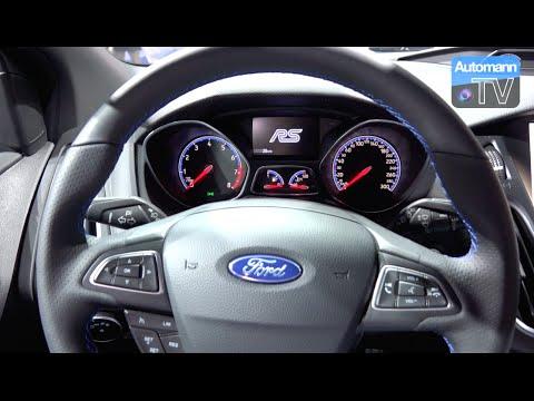 2016 Ford Focus RS 350hp  AutomannTalks