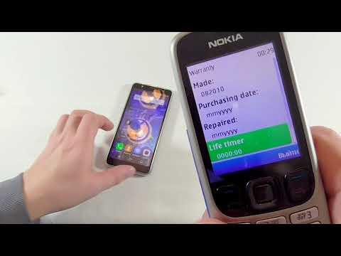 Посылка из китая Nokia 6303 - 2018