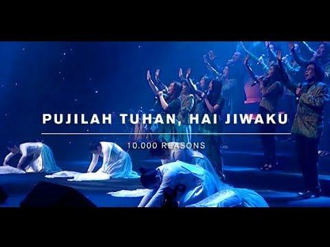 Pujilah Tuhan, Hai Jiwaku   VG Yerikho live @ Grand City Surabaya 2017