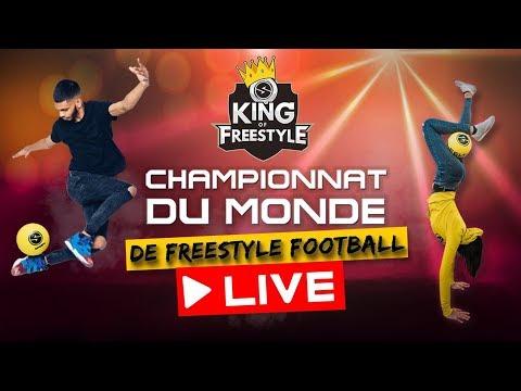 KING OF FREESTYLE - LA FINALE EN LIVE !