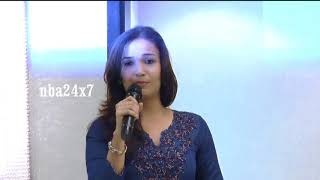 VIP 2 Sucess Meet  Soundarya Rajinikanth  Happy That Film has done well in the Box office   nba 24x7