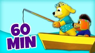 Row Row Row Your Boat Plus Lots More Popular Nursery Rhymes For Babies by Raggs Tv