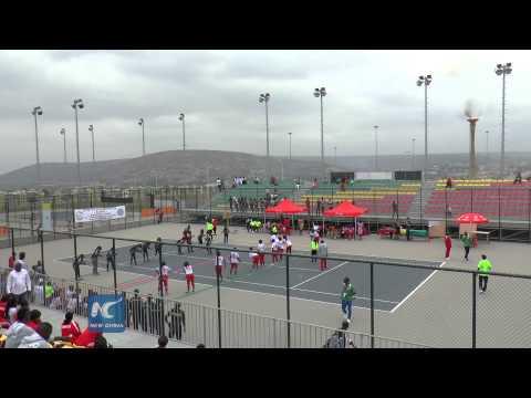 Republic of Congo transforms children's game into popular sport