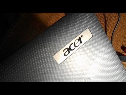 How To Simply Restore An Acer Laptop PC To Factory Settings