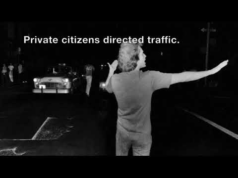 New York blackout in 1977 resulted in massive looting and vandalism