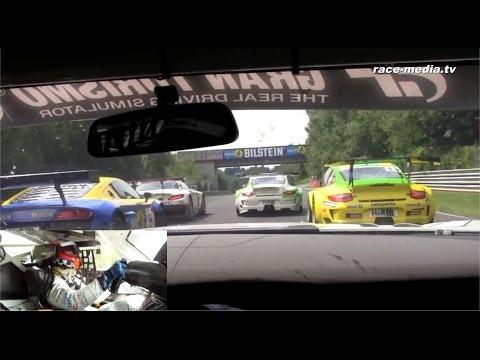 race-media.tv Onboard Classix: Mercedes Benz SLS AMG GT3 LD Arnold & C. Brück VLN 4.Lauf 2011