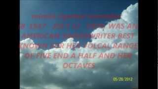 Minnie Riperton - Back Down Memory Lane! & Lovin You! Songs.