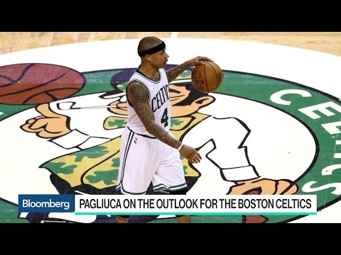 Steve Pagliuca Says Owning Celtics Is a