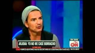 Entrevista Ricardo Arjona con Ismael Cala en CNN p3