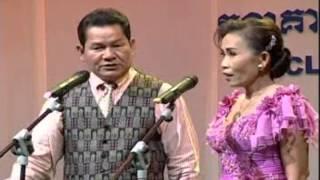 អាយ៉ៃកំប្លែង ព្រហ្មម៉ាញ & យាយយ៉យ - ធនាគារអេស៊ីលីដា Promagn Comedy - ACLEDA Bank
