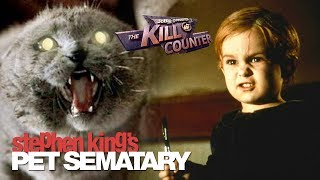 Pet Sematary (1989) - The Kill Counter